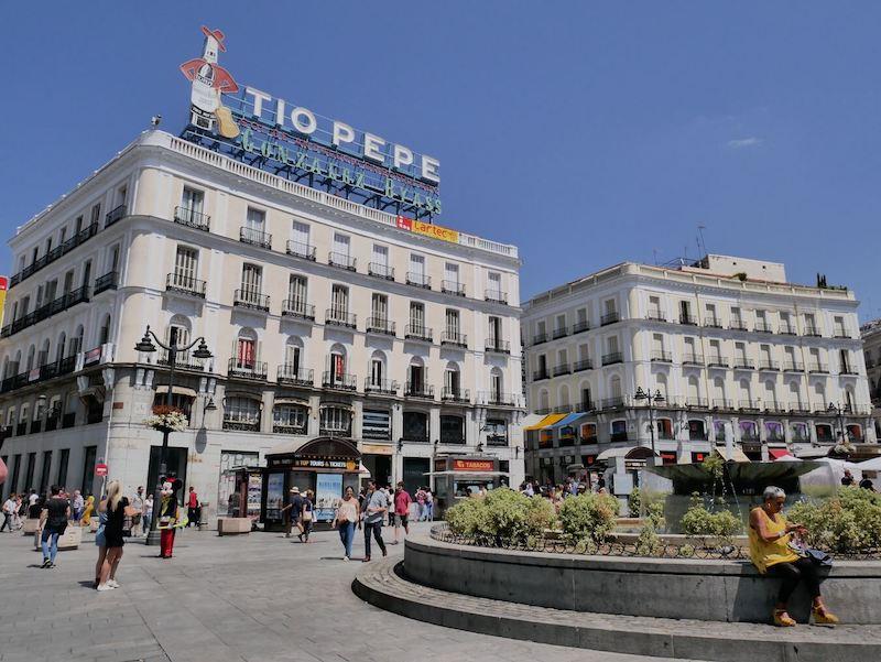 Retour sur notre voyage de repérage à Madrid