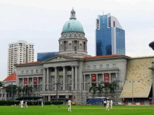 Singapour et son National Museum