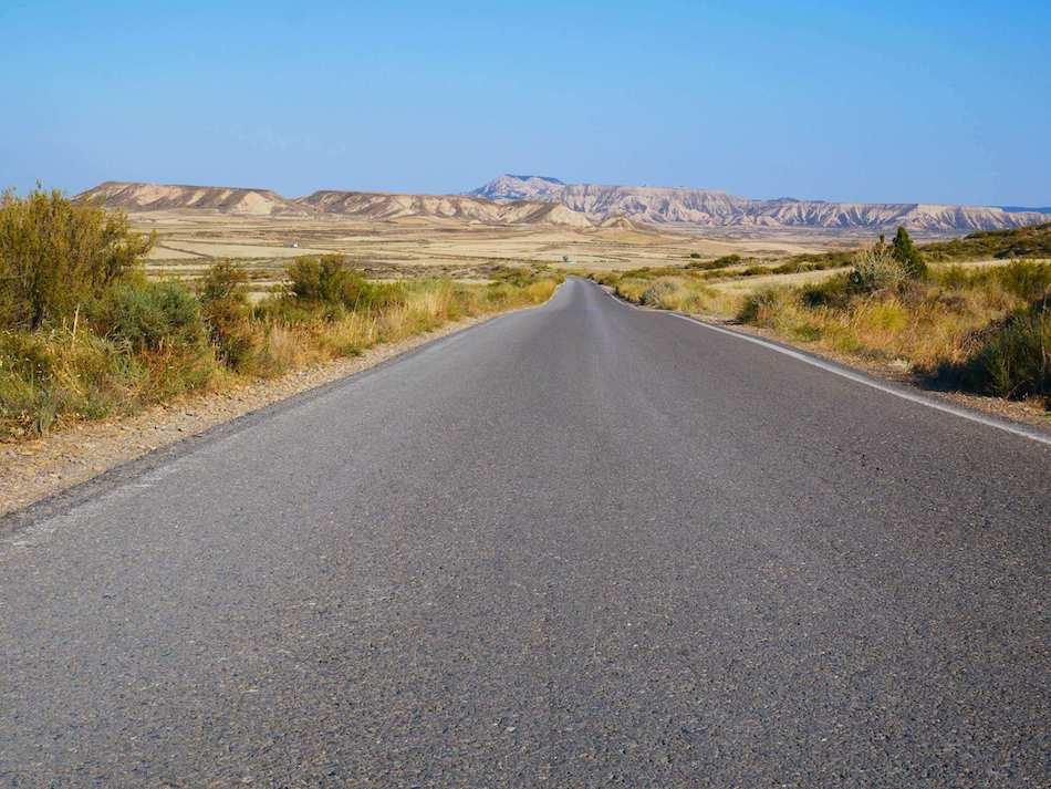 Le désert de Bardenas, escapade secrète en Espagne